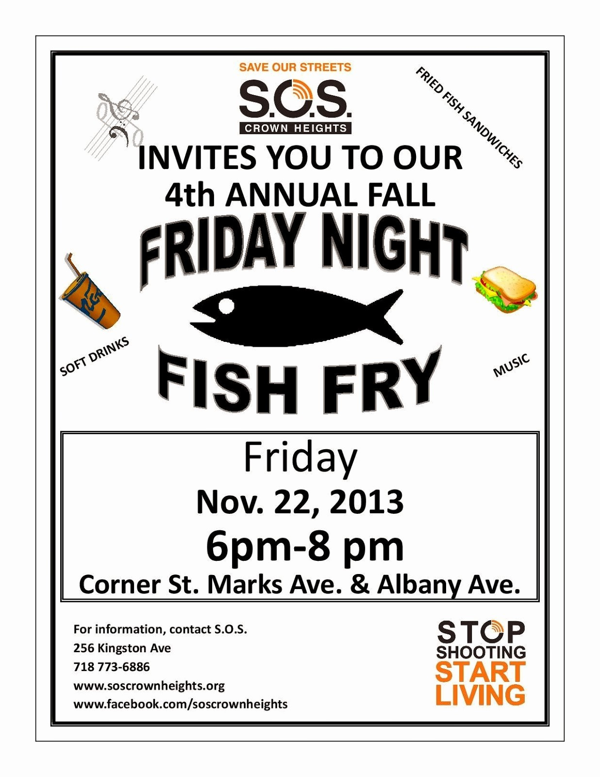 Free Fish Fry Flyer Templates Inspirational Beautiful Free Printable Flyers Templates