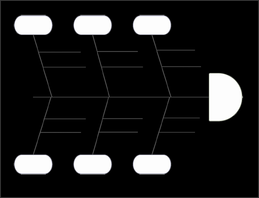 Free Fishbone Diagram Template Word Beautiful 5 Fishbone Diagram format Sampletemplatess
