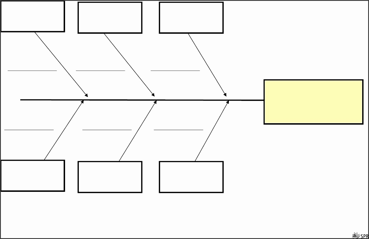 Free Fishbone Diagram Template Word Elegant 5 Blank ishikawa Diagram Template Sampletemplatess