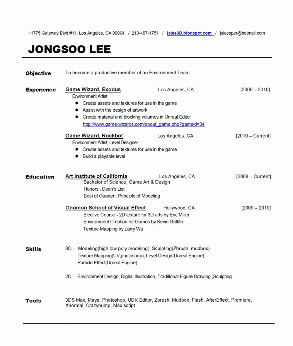 Free Functional Resume Template 2018 Unique Functional Resume Template Free Download Resumes 297