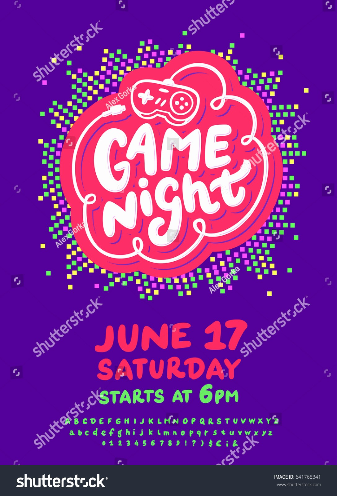 Free Game Night Flyer Template Unique Game Night Flyer Template Gallery Free Templates Ideas