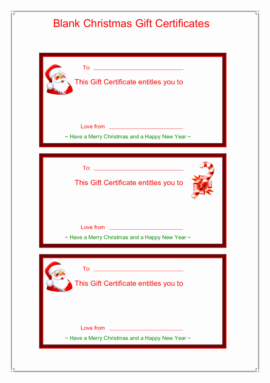 Free Gift Card Template Word Best Of 2018 Gift Certificate form Fillable Printable Pdf