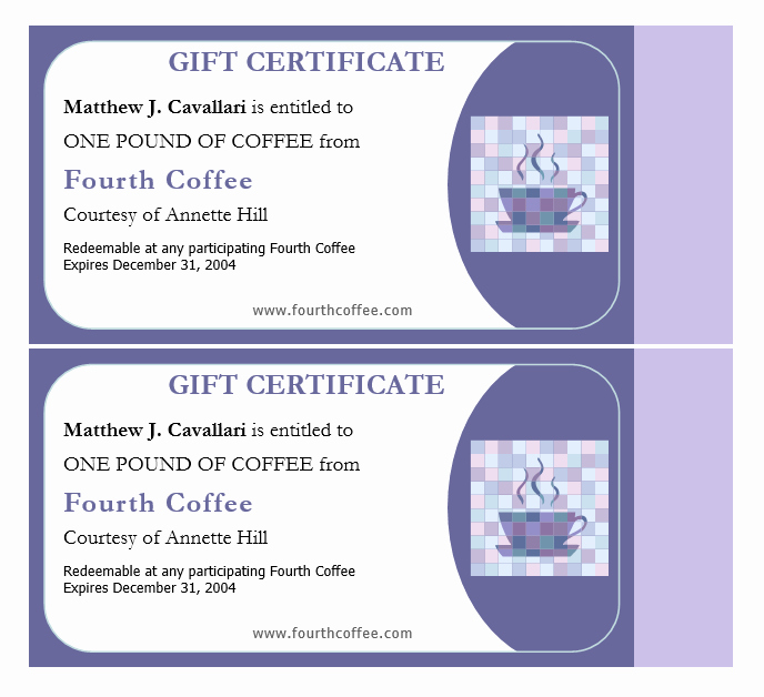 Free Gift Card Template Word Fresh 11 Free Gift Certificate Templates – Microsoft Word Templates