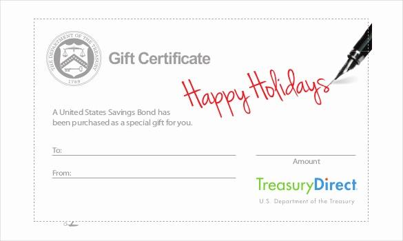 Free Gift Certificate Template Pdf Elegant 23 Holiday Gift Certificate Templates Psd