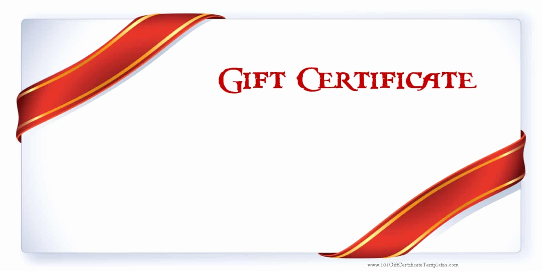 Free Gift Certificate Template Pdf Elegant Printable Gift Certificate Templates