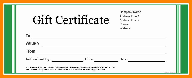 Free Gift Certificate Template Pdf New 12 Free Printable T Certificate Template Word