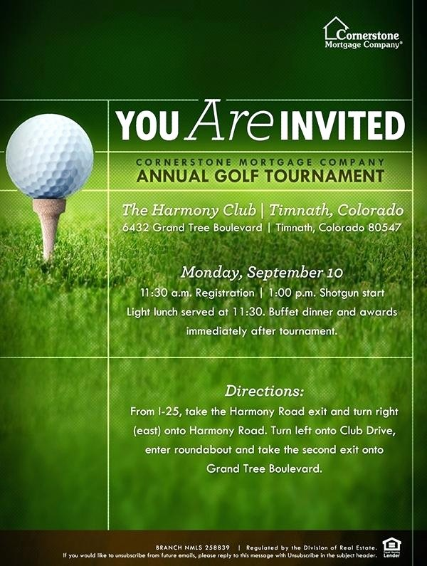 Free Golf Outing Flyer Template Fresh Golf tournament Flyer Template Download Eighty Free
