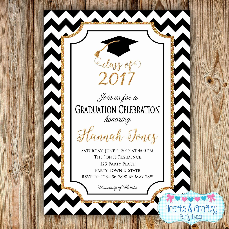 Free Graduation Party Invitation Template Awesome Graduation Party Invitation College Graduation Invitation