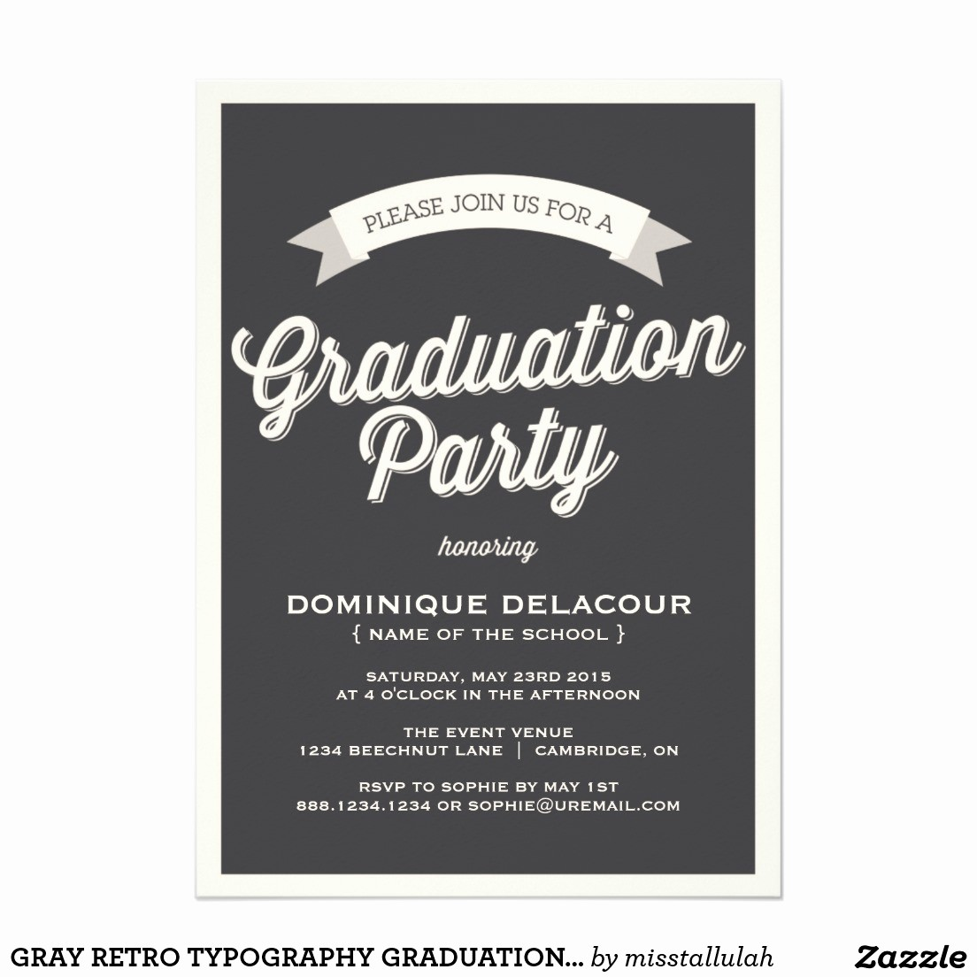 Free Graduation Party Invitation Template Best Of Graduation Open House Invitations