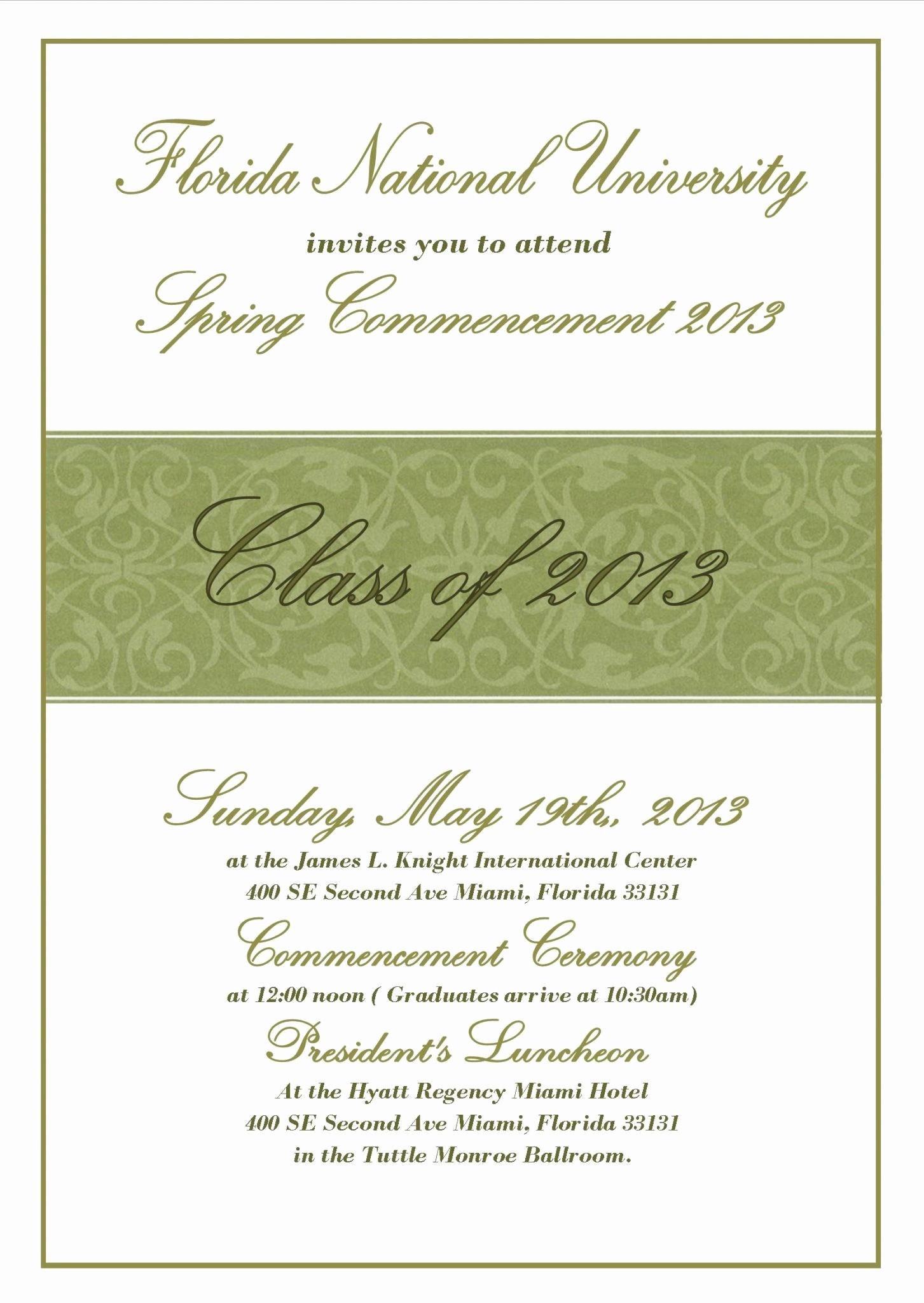 Free Graduation Party Invitation Templates Awesome Free Templates for Graduation Party Invites Editable Free