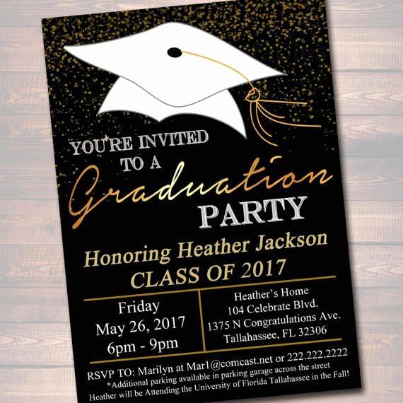 Free Graduation Party Invitation Templates Elegant Best 25 Graduation Invitations Ideas Only On Pinterest