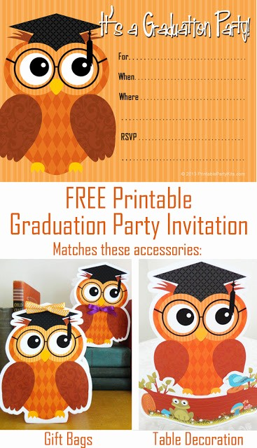 Free Graduation Party Invitations Templates Elegant Party Planning Center Free Printable Graduation Party