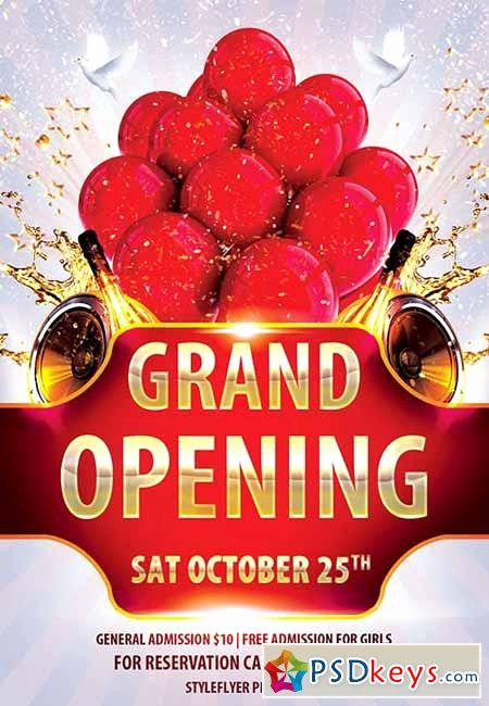 Free Grand Opening Flyer Template Best Of Grand Opening Flyer Templates Yourweek C79be3eca25e
