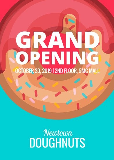Free Grand Opening Flyer Template Fresh Customize 379 Grand Opening Flyer Templates Online Canva