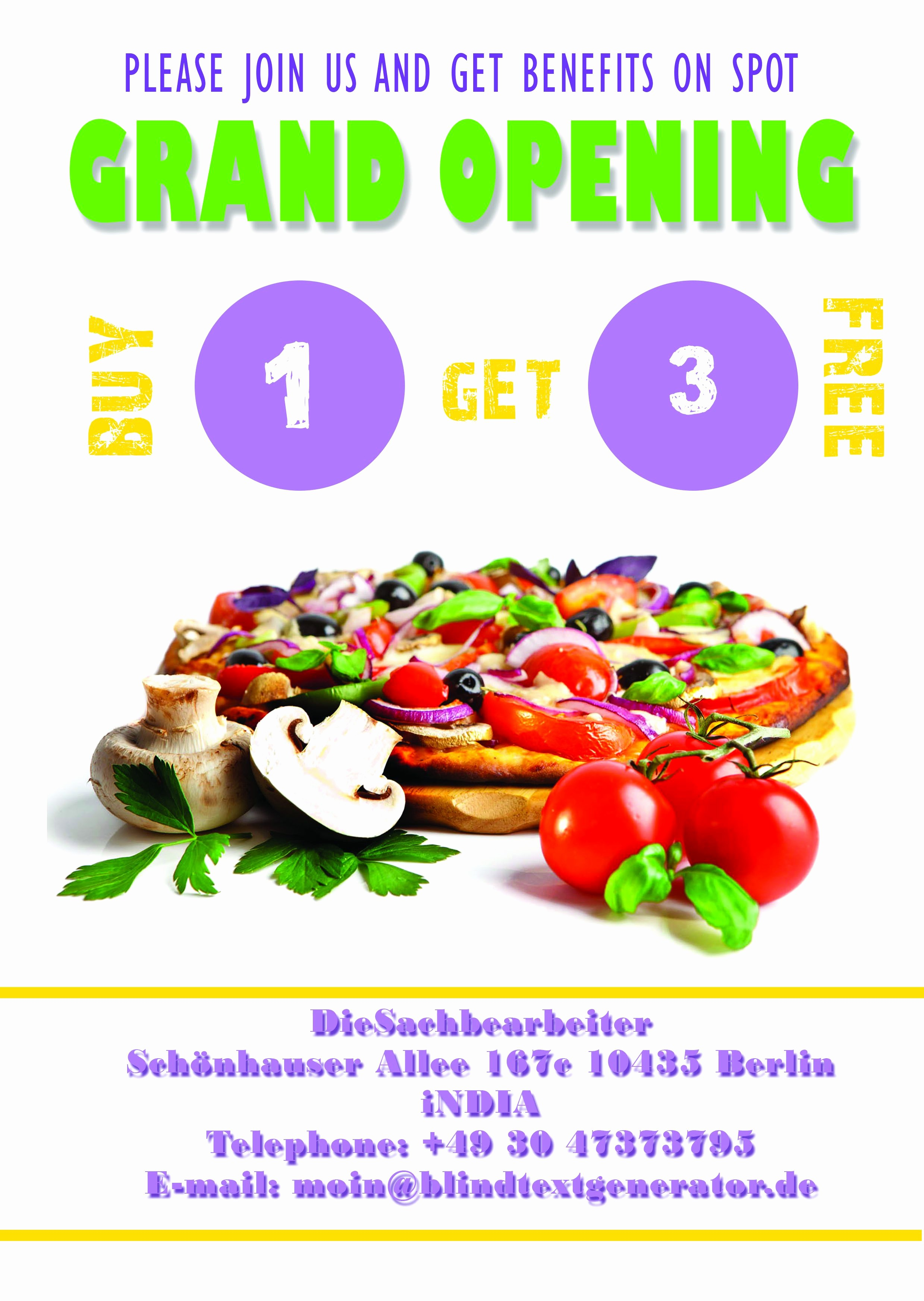 Free Grand Opening Flyer Template Lovely 20 Grand Opening Flyer Templates Free Demplates