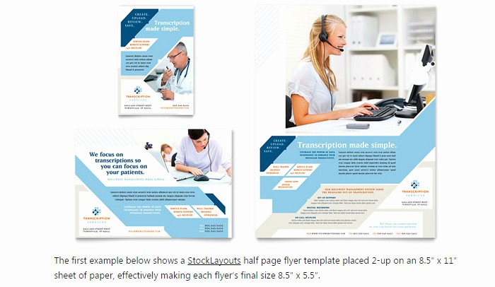 Free Half Page Flyer Template Best Of 6 Half Page Flyer Template