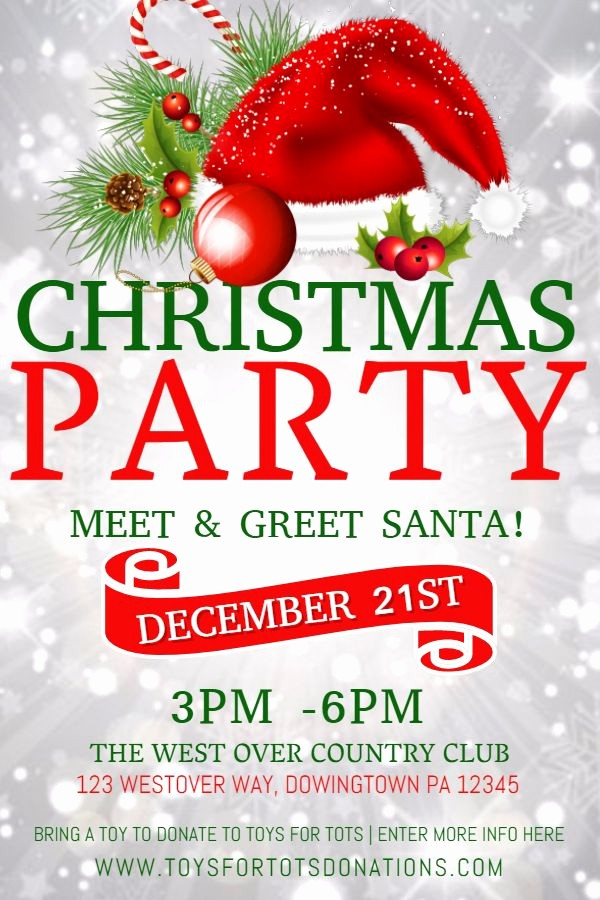 Free Holiday Flyer Templates Word Best Of 40 Best Christmas Poster Templates Images On Pinterest