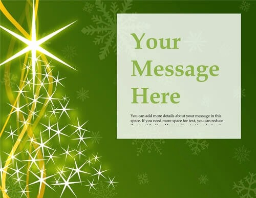 Free Holiday Flyer Templates Word New Free Printable Christmas Invitations Flyers Omahdesigns Net