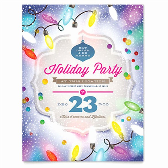 Free Holiday Flyer Templates Word Unique Free Party Flyer Templates for Microsoft Word Fly with