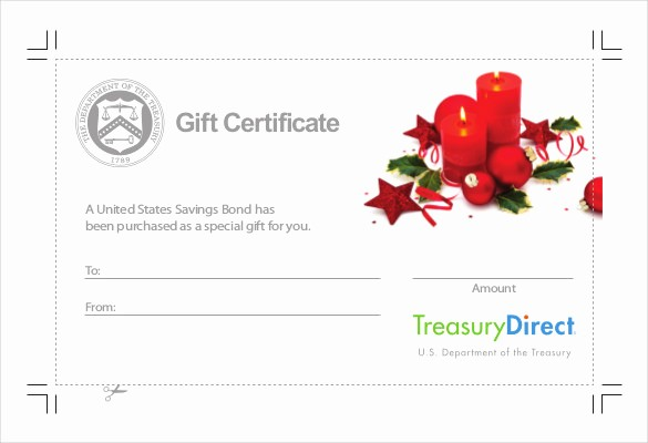 Free Holiday Gift Certificate Template Unique Holiday Gift Certificate Template – 20 Free Pdf Jpg Psd