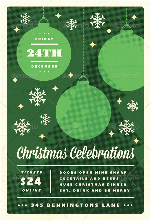 Free Holiday Templates for Word Beautiful Free Christmas Flyer Templates Word Yourweek 7e61d7eca25e