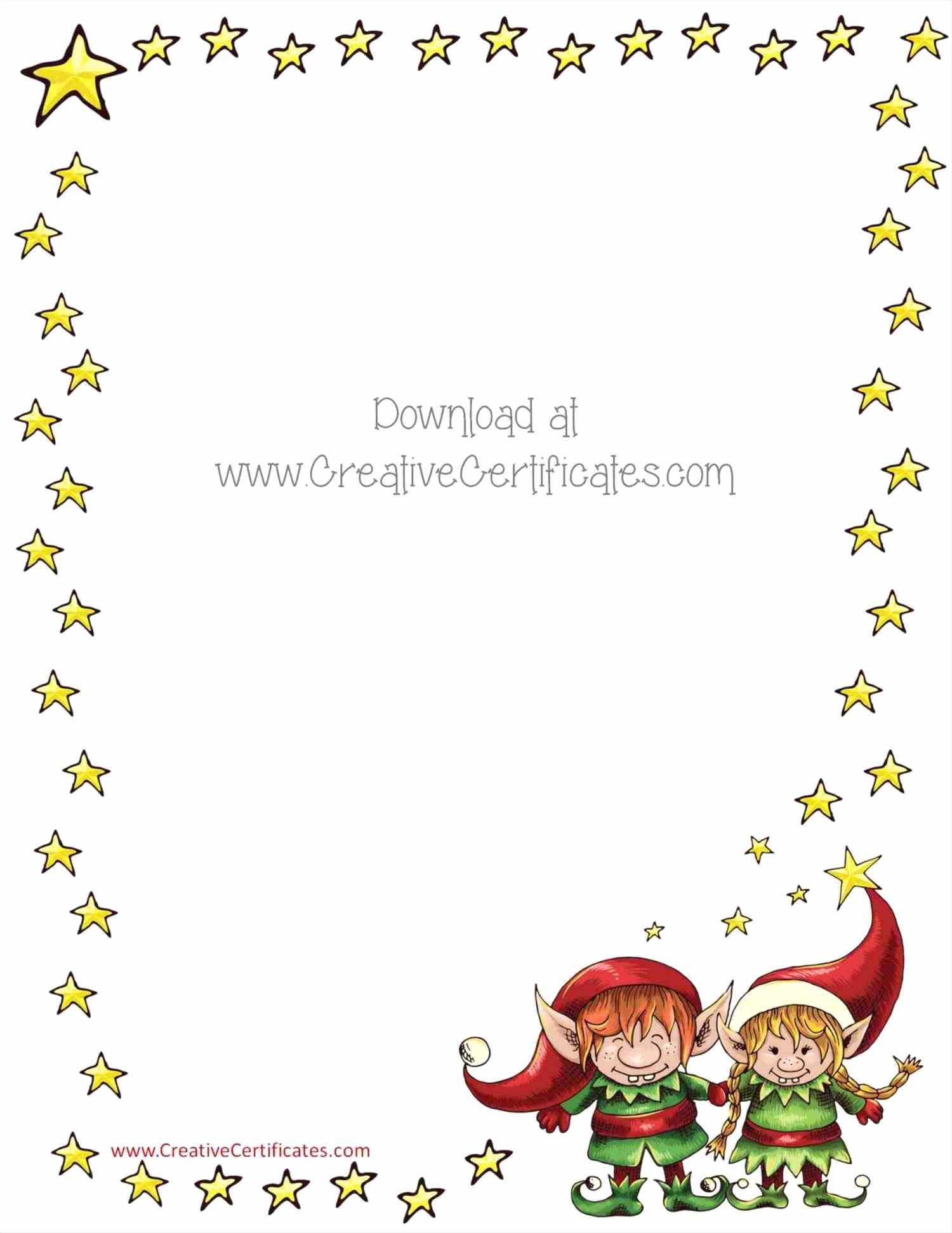 Free Holiday Templates for Word Beautiful Free Christmas Letter Templates Microsoft Word