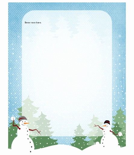 Free Holiday Templates for Word Lovely 15 Customize Free Holiday Templates Free