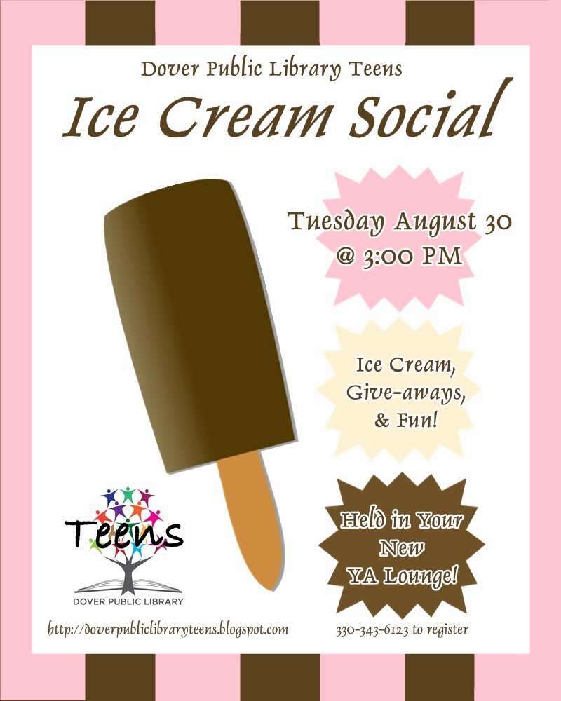 Free Ice Cream social Template Awesome Best S Of Ice Cream social Template Free Free