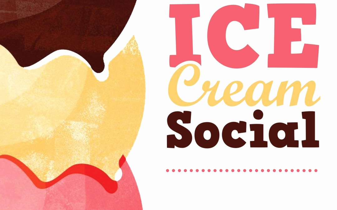 Free Ice Cream social Template Lovely isf Spring Season Ice Cream social