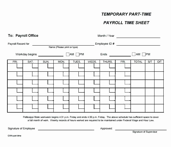 Free Individual Payroll Record form Beautiful Payroll Record Template
