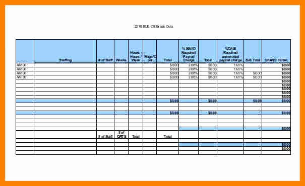 Free Individual Payroll Record form Elegant 8 Free Individual Payroll Record form