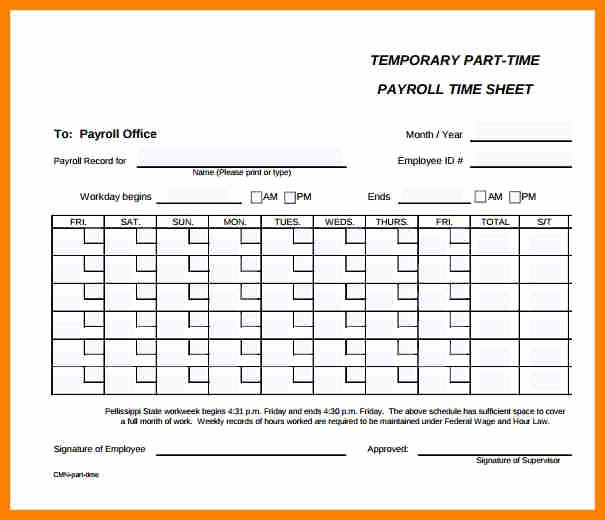 Free Individual Payroll Record form Lovely 6 Individual Payroll Record form