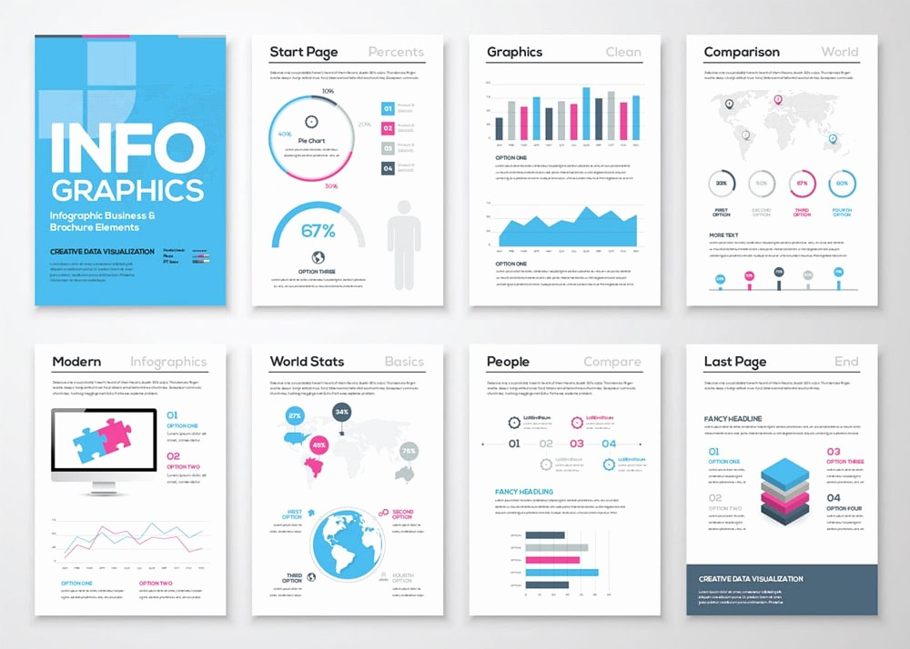 Free Infographic Templates for Word Beautiful 25 Best Free Infographic Elements Css Author