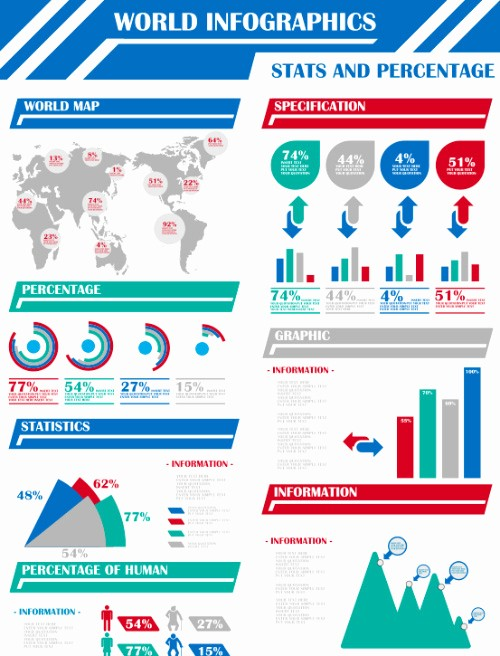 Free Infographic Templates for Word Best Of 20 Free Psd Infographic Templates to Inspire Designers
