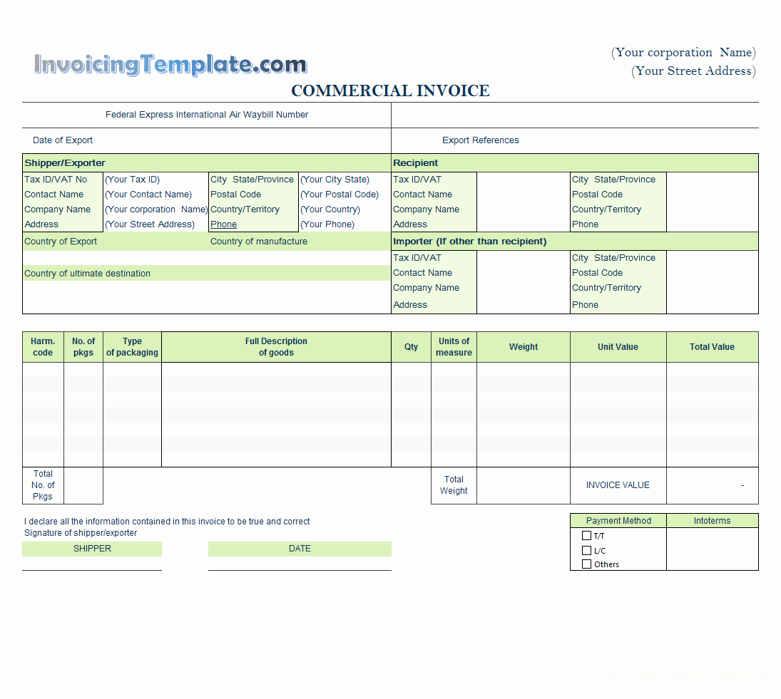 Free Invoice format In Word Fresh Word Rent Invoice Template