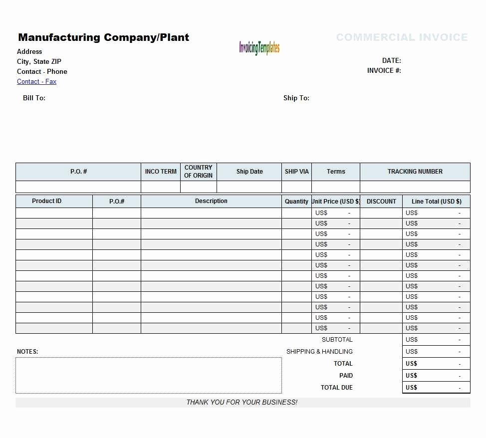 Free Invoice Template for Excel Lovely Excel Spreadsheet Invoice Template Spreadsheet Templates