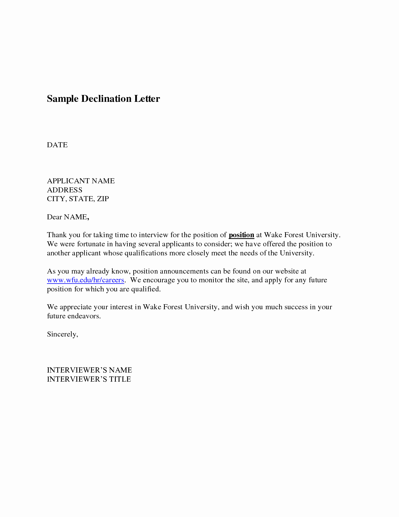 Free Job Cover Letter Template Elegant What to Include In A Cover Letter for A Job Application