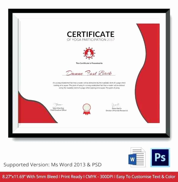 Free Massage Gift Certificate Template Elegant 31 Best Massage Gift Certificate Template Free Download