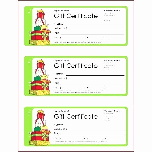 Free Massage Gift Certificate Template Inspirational Massage Certificate Template – Tailoredswift