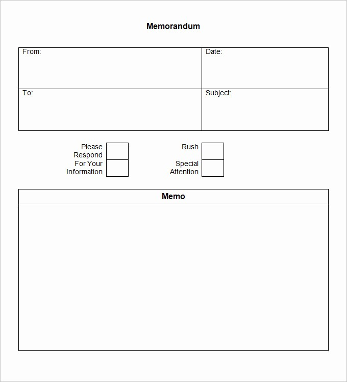 blank memo template 10 free word excel pdf documents