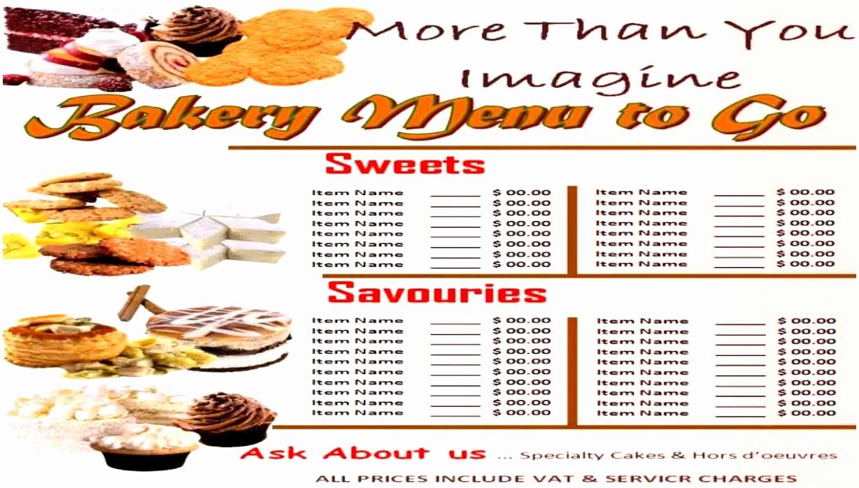Free Menu Template Microsoft Word Beautiful 7 Food Menu Templates for Microsoft Word Oaeua