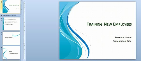 Free Microsoft Office Powerpoint Templates Elegant Training New Employees Powerpoint Template