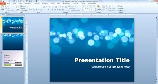 Free Microsoft Office Powerpoint Templates Inspirational Powerpoint 2007 Presentation Template