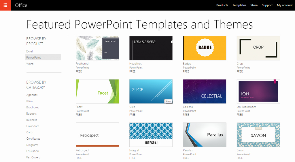 Free Microsoft Office Powerpoint Templates New 10 Great Resources to Find Great Powerpoint Templates for Free