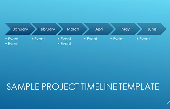Free Microsoft Office Powerpoint Templates New 11 Project Timeline Templates