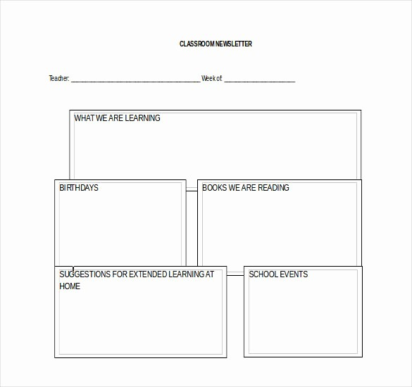 Free Microsoft Templates for Word Fresh Word Newsletter Template – 31 Free Printable Microsoft