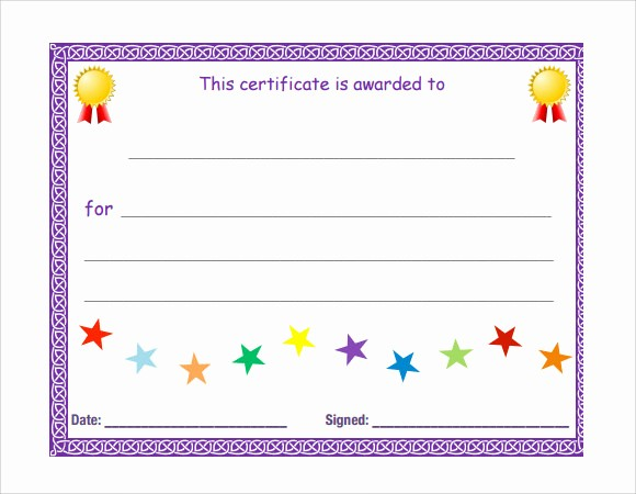 Free Microsoft Word Certificate Templates New 28 Microsoft Certificate Templates Download for Free