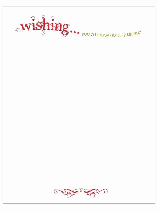 Free Microsoft Word Christmas Template Beautiful Free Christmas Letter Templates Microsoft Word – Festival
