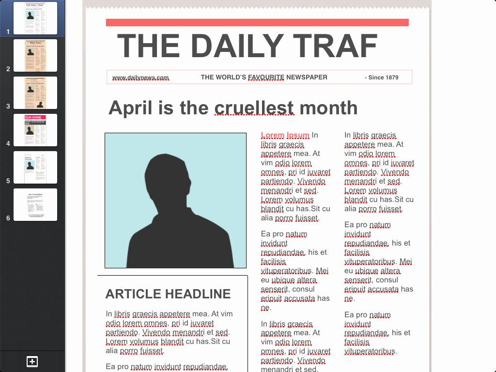 Free Microsoft Word Newspaper Template Lovely Best S Of Front Page Newspaper Template Microsoft