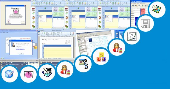 Free Middle School Schedule Maker Lovely Middle School Class Schedule Maker Lantiv Timetabler and